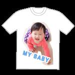 柔綿短袖單面T恤